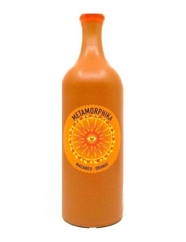 Metamorphika Macabeu Orange