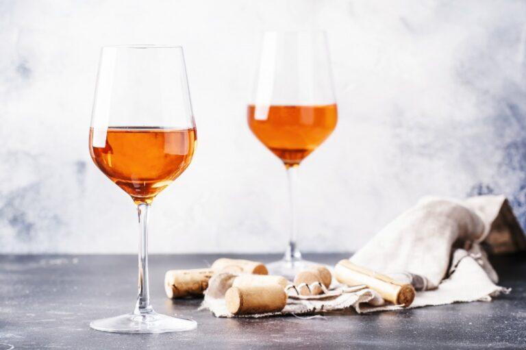 vinho laranja